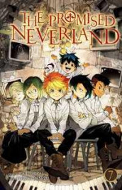 The Promised Neverland, Vol. 7 av Kaiu Shirai (Heftet)