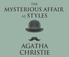 The Mysterious Affair at Styles av Agatha Christie (Lydbok-CD)