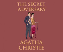 The Secret Adversary av Agatha Christie (Lydbok-CD)