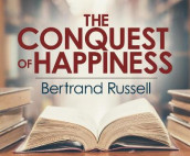 The Conquest of Happiness av Bertrand Russell (Lydbok-CD)