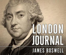 London Journal av James Boswell (Lydbok-CD)
