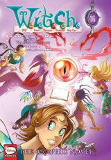 Omslag - W.I.T.C.H.: The Graphic Novel, Part V. the Book of Elements, Vol. 4