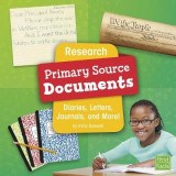 Omslag - Primary Source Documents
