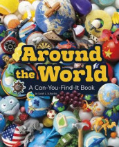 Around the World: a Can-You-Find-it Book (Can You Find it?) av Sarah L. Schuette (Heftet)