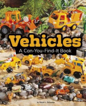 Vehicles: a Can-You-Find-it Book (Can You Find it?) av Sarah L. Schuette (Heftet)