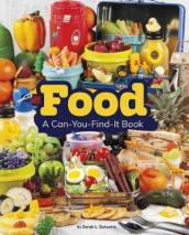 Food: a Can-You-Find-it Book (Can You Find it?) av Sarah L. Schuette (Heftet)