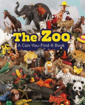 Zoo: a Can-You-Find-it Book (Can You Find it?) av Sarah L. Schuette (Heftet)