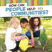 How Can People Help Communities? av Martha E H Rustad (Innbundet)