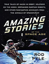 Omslag - Amazing Stories of the Space Age
