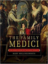 Omslag - The Family Medici