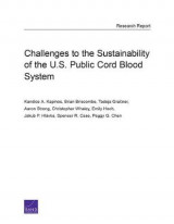 Omslag - Challenges to the Sustainability of the U.S. Public Cord Blood System