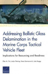 Omslag - Addressing Ballistic Glass Delamination in the Marine Corps Tactical Vehicle Fleet