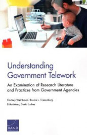 Understanding Government Telework av David Luckey, Erika Meza, Bonnie L Triezenberg og Cortney Weinbaum (Heftet)