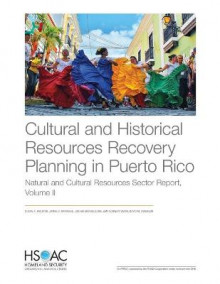 Cultural and Historical Resources Recovery Planning in Puerto Rico av Susan A Resetar, James V Marrone og Joshua Mendelsohn (Heftet)