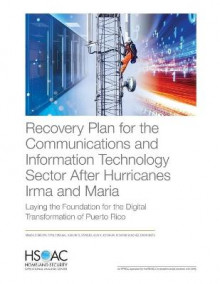 Recovery Plan for the Communications and Information Technology Sector After Hurricanes Irma and Maria av Amado Cordova, Ryan Consaul og Karlyn D Stanley (Heftet)