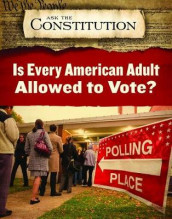 Is Every American Adult Allowed to Vote? av Alex Acks (Innbundet)