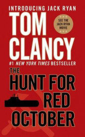 The Hunt for Red October av Tom Clancy (Lydbok-CD)
