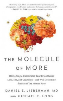 The Molecule of More av Lieberman og Michael E. Long (Lydbok-CD)