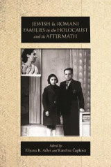 Omslag - Jewish and Romani Families in the Holocaust and its Aftermath