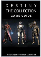 Omslag - Destiny the Collection Game Guide Unofficial