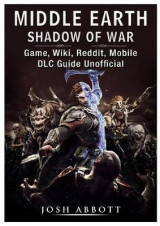 Omslag - Middle Earth Shadow of War Game, Wiki, Reddit, Mobile, DLC Guide Unofficial