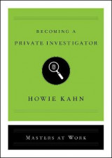Omslag - Becoming a Private Investigator