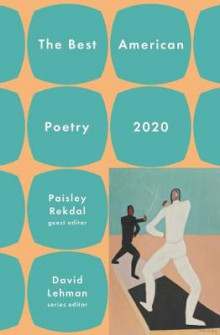 The Best American Poetry 2020 av David Lehman (Heftet)