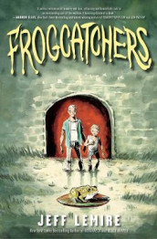 Frogcatchers av Jeff Lemire (Heftet)