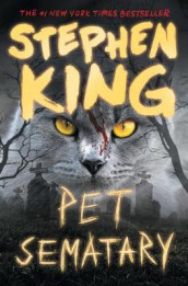 Pet Sematary av Stephen King (Innbundet)