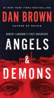 Angels & Demons av Dan Brown (Heftet)