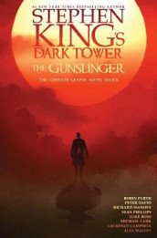 Stephen King's the Dark Tower: The Gunslinger av Peter David, Robin Furth og Stephen King (Innbundet)