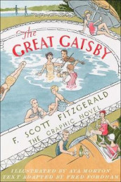 The Great Gatsby av F Scott Fitzgerald og Fred Fordham (Innbundet)