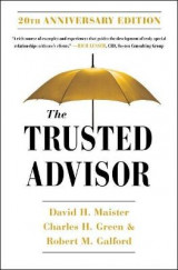 Omslag - The Trusted Advisor: 20th Anniversary Edition