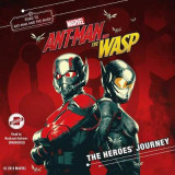 Omslag - Marvel's Ant-Man and the Wasp: The Heroes' Journey
