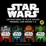 Omslag - Star Wars Adventures in Wild Space: Books 1-3