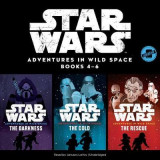 Omslag - Star Wars Adventures in Wild Space: Books 4-6