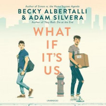 What If It's Us av Becky Albertalli og Adam Silvera (Lydbok-CD)