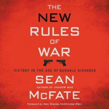 The New Rules of War av Sean McFate (Lydbok-CD)