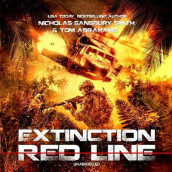 Extinction Red Line av Tom Abrahams og Nicholas Sansbury Smith (Lydbok-CD)