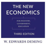 Omslag - The New Economics, Third Edition