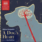 A Dog's Heart av Mikhail Bulgakov (Lydbok-CD)
