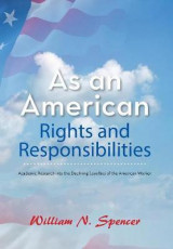 Omslag - As an American Rights and Responsibilities