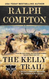 Omslag - Ralph Compton The Kelly Trail