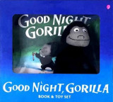 Omslag - Good Night, Gorilla Book and Plush Package