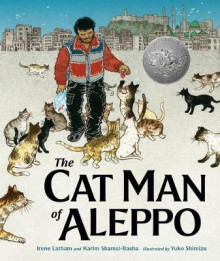 The Cat Man of Aleppo av Karim Shamsi-Basha og Irene Latham (Innbundet)