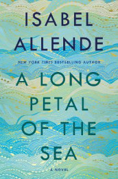 A Long Petal of the Sea av Isabel Allende (Innbundet)