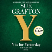 Y Is for Yesterday av Sue Grafton (Lydbok-CD)