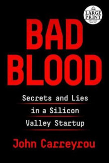 Bad Blood av John Carreyrou (Heftet)