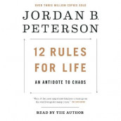 12 Rules for Life av Jordan B Peterson (Lydbok-CD)