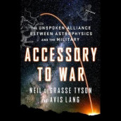 Accessory to War av Avis Lang og Neil deGrasse Tyson (Lydbok-CD)